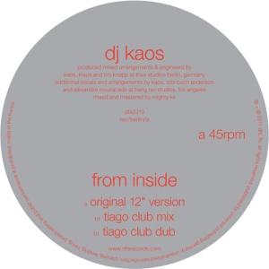DJ Kaos From Inside label